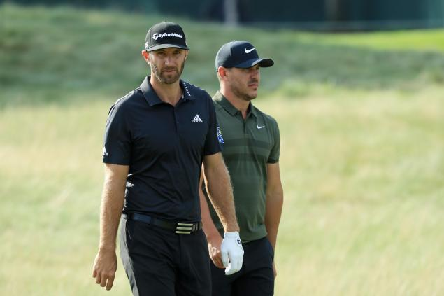 """Koepka: """"If me and DJ really fought, we'd have left with black eyes"""""""