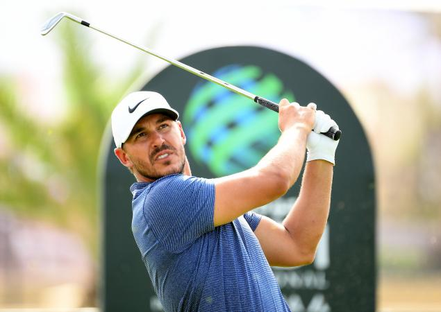 "Brooks Koepka: ""No one has the balls to penalise slow play."""