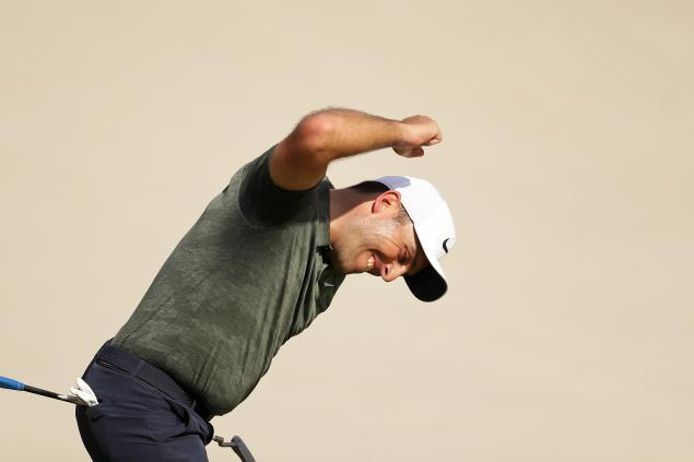 WATCH: Italian golf commentators go CRAZY for Molinari's putt at 18!