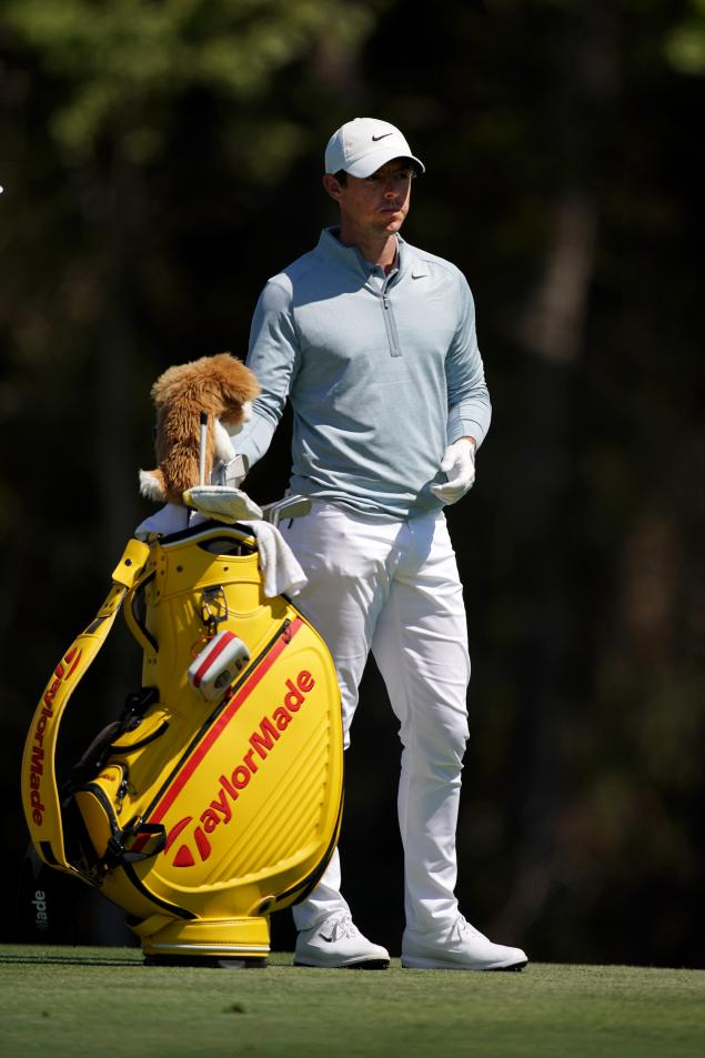 TaylorMade wows fans with awesome new charity staff bag at The Players