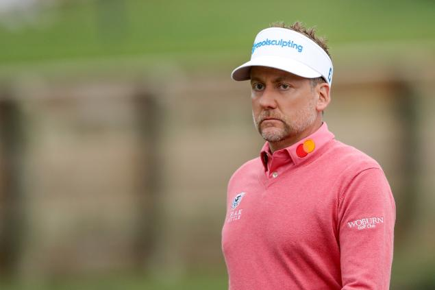 """Ian Poulter: """"It's a shame some golf fans can't handle a few beers"""""""