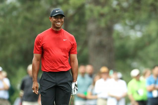 Tiger Woods wins 15th career major at The Masters