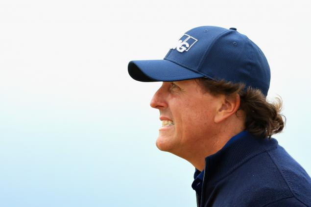 Mickelson: 'it's not been my best month'