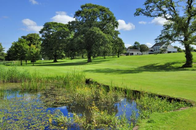 Scottish golf club votes to change 18-hole course into two loops of 9