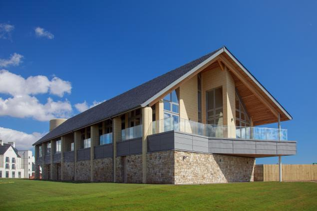 Carnoustie opens new clubhouse ahead of hosting 2018 Open
