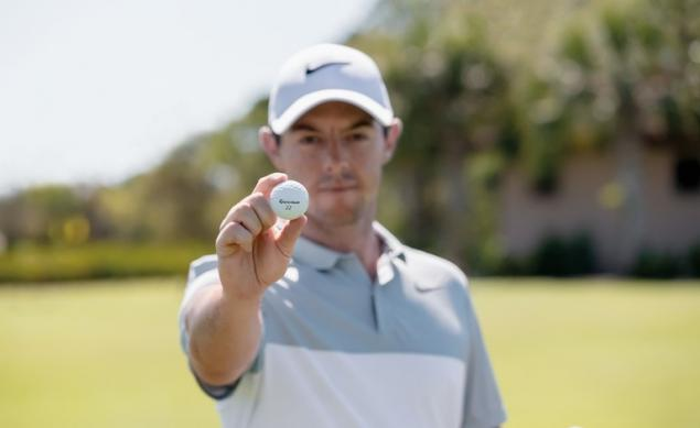 Rory McIlroy is testing a new golf ball - will it make a difference?