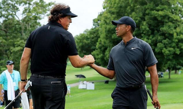 Tiger Woods V Phil Mickelson Ppv Match How To Watch The