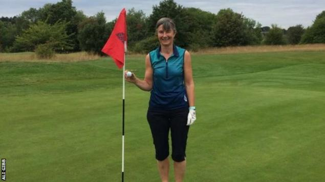 Amateur, 51, gets three holes-in-one on same day
