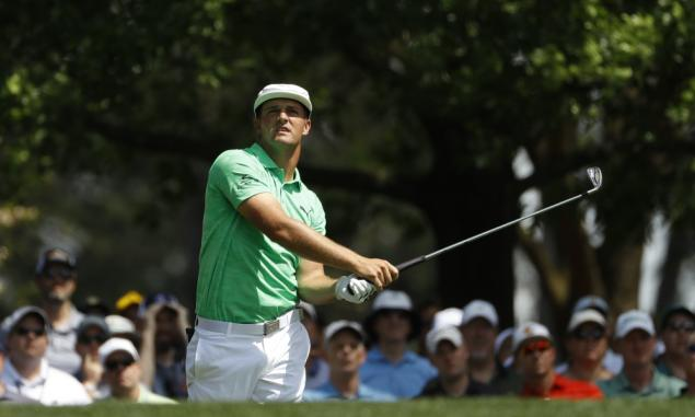 Bryson DeChambeau has 14-hour practice session ahead of Masters!