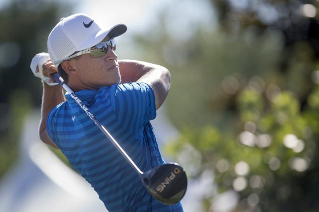 Forget DJ, Rory and Bubba - Cameron Champ is the new BOOMER to watch