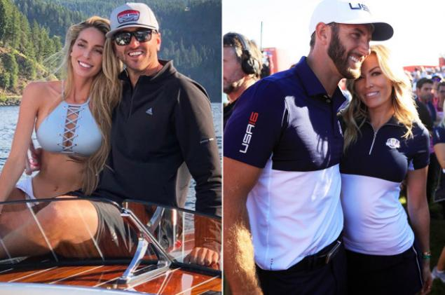 Remember when DJ fell down the stairs? Now his caddie/bro has done it!