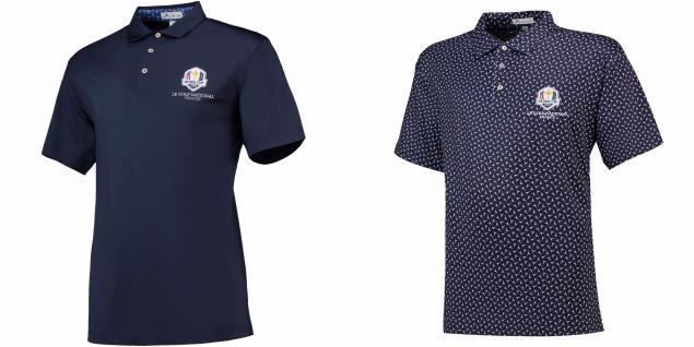 Peter Millar launch 2018 Ryder Cup apparel range