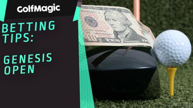 Genesis Open 2019 betting tips