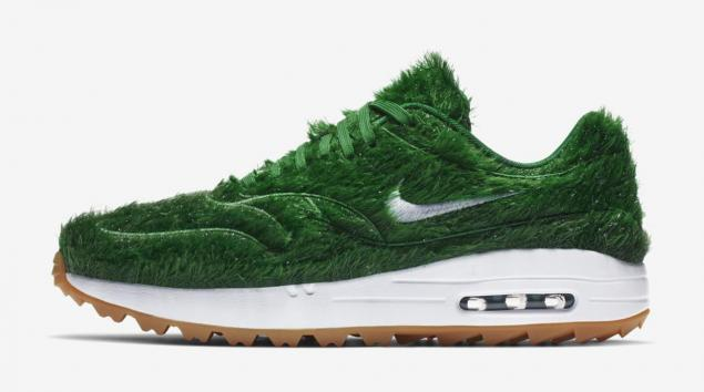 Nike's new Air Max 1 golf sneakers are ROUGH! No, seriously...