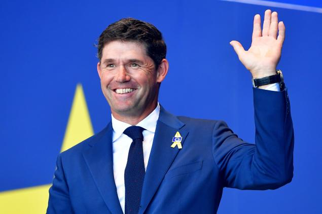 Padraig Harrington confirmed as 2020 European Ryder Cup captain