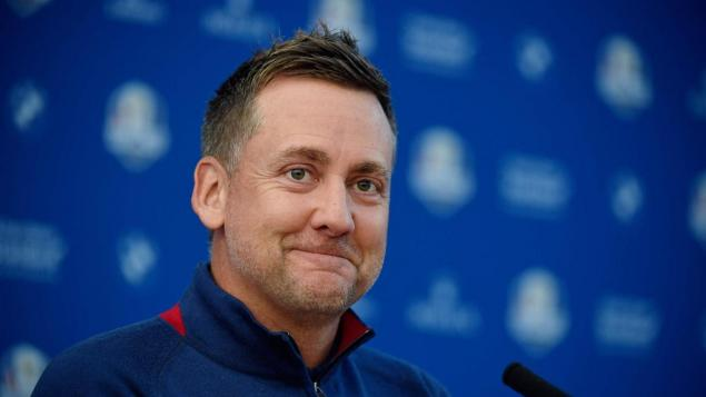 REVEALED! Ian Poulter makes up with PGA Tour for breaking golf rule...