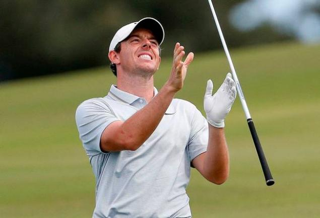 GOLF: New Year, but Rory McIlroy still fights the final-group blues...