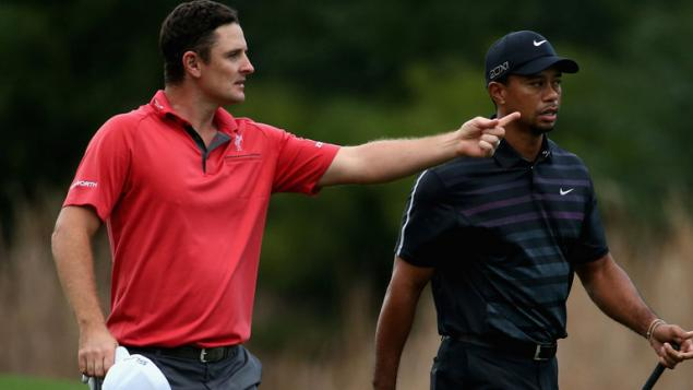 Justin Rose thinking much more than Tiger Woods pairing on Saturday