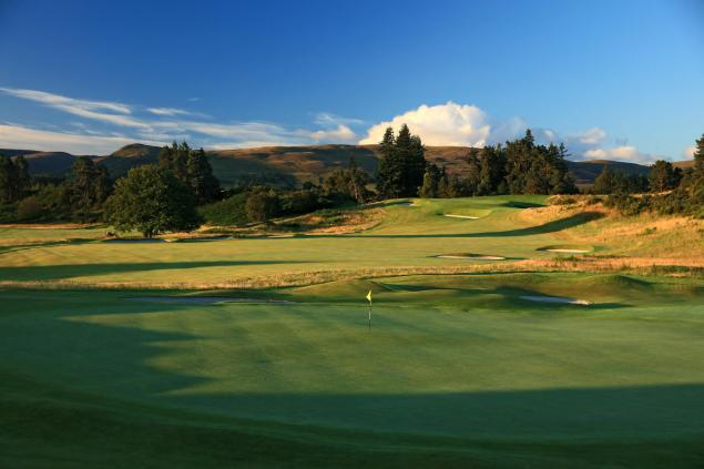 Gleneagles voted European Golf Resort of the Year 2019