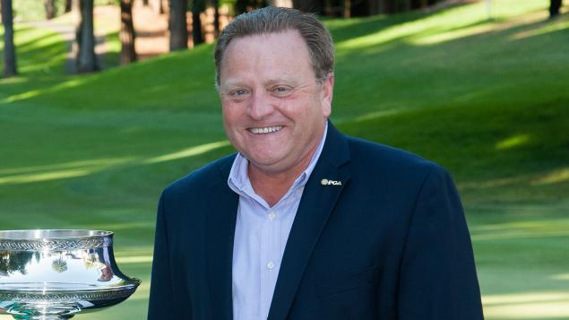 PGA of America president charged with DUI