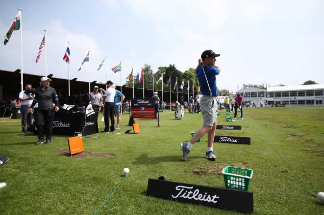 WATCH: Titleist Ultimate Fit proves another success at BMW PGA