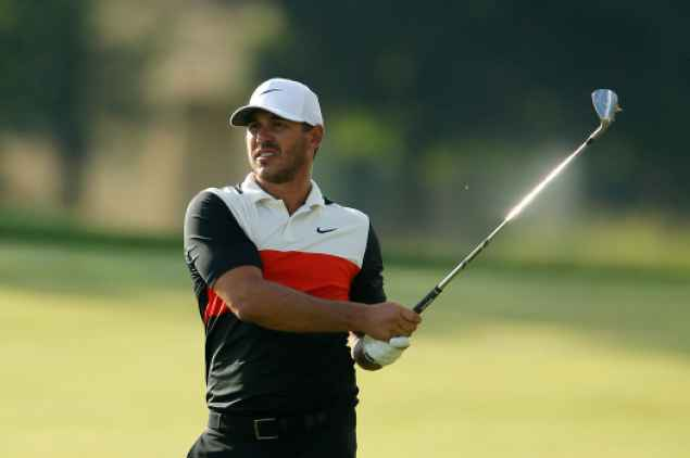 Brooks Koepka failed to find his form at the 3M Open