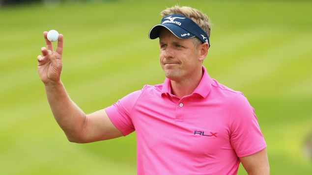 Luke Donald qualifies for the US Open