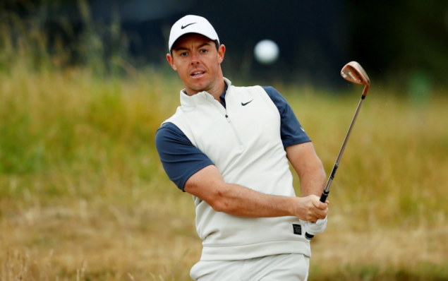 Rory McIlory - what's in the bag the open 2019