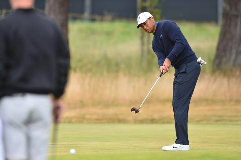 Tiger Woods: My new putter will help me at The Open