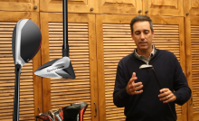 TaylorMade M6 rescue 2019