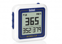 Bushnell Neo Ghost Ryder Cup golf GPS review