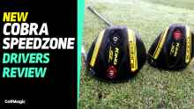 COBRA SPEEDZONE Drivers Review