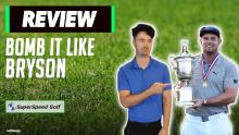 SuperSpeed Golf Review: How to BOMB IT LIKE BRYSON in just SIX weeks!
