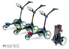 Motocaddy drives ahead with 'next gen' power technology