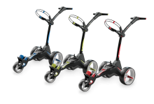 Motocaddy launch new M-Series range of electric trolleys