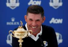 USA Ryder Cup team could be strongest in history says Padraig Harrington