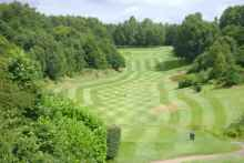 Top ten golf courses in Manchester