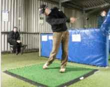 Ten golf driving ranges in County Durham
