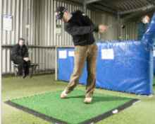 Ten golf driving ranges in County Durham