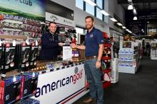 The South lead the way in American Golf Charity Raffle
