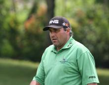 Two-time major champion Angel Cabrera ARRESTED for theft and assault