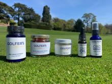 Solheim Cup captain Catriona Matthew turns to Golfer's CBD oil to better future