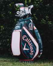 WIN! Callaway 2019 US Open limited edition Tour bag, with headcovers
