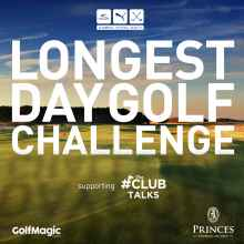 GolfMagic to take part in the Longest Day Challenge