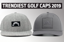 14 of the trendiest golf caps on the market this season