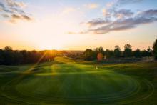 COBRA PUMA Golf partner with The Shire London
