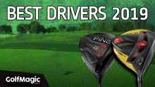 Best Drivers Test 2019: GolfMagic's Top 10