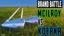 Rory McIlroy vs Brooks Koepka | TaylorMade P7MB vs Srixon ZX7 irons