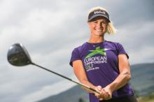Carly Booth faces social media backlash for Golf Saudi sponsorship