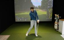 How to use your BODY in the golf swing and generate natural POWER!